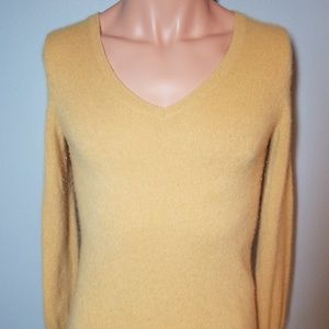 Womens Only Mine 100% Cashmere Sweater sz Small